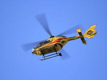 В Красноярске построят две вертолетные площадки