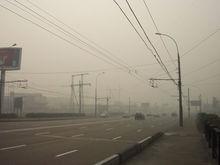 Тефтелев отреагировал на смог в выходные