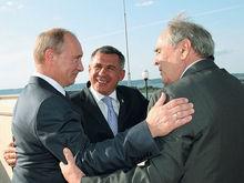 Шаймиев обсудит с Путиным сохранение должности президента Татарстана