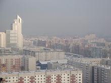 Определены самые грязные районы Красноярска в период НМУ