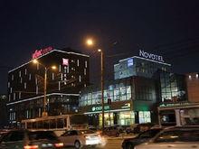 Строители Ibis и Novotel выиграли через суд земельный участок в Красноярске