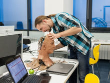 В Иннополисе создали робота, распознающего эмоции человека