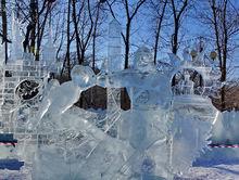 Следователи проверят ледовый городок на о.Татышев в Красноярске