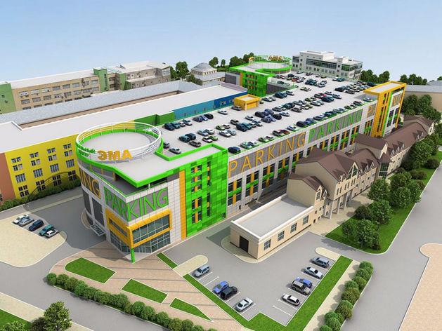 Строительство второй очереди мебельного центра «ЭМА» начнется в следующем году