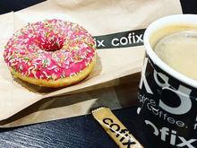 Сеть кофеен Cofix будет продавать франшизу в регионы