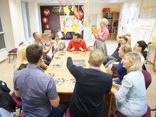 Красноярский бизнес-тренер Ольга Грищенко вышла за границы РФ со своей настольной игрой