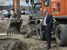 Екатеринбург остался без новой транспортной схемы и Евгения Липовича