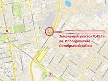 Девелоперам предложили объединить три участка рядом с «Аурой» для коммерческой застройки