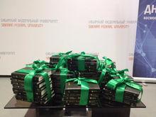 Студентам Красноярска подарили бестселлеры о бизнесе