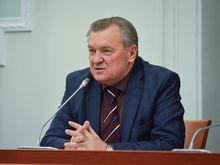 Владимир Арцыбашев покинул городскую администрацию