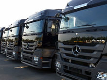 «КАМАЗ» и Mercedes подписали контракт на строительство завода в Подмосковье