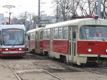В Нижнем Новгороде в праздники перестанут ходить два трамвая