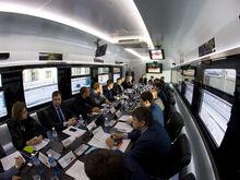 Депутатам Заксобрания представили альтернативу красноярскому метро