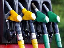 В Красноярске продолжается скачок цен на бензин