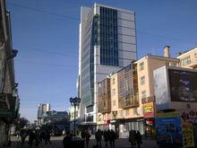 В центре Екатеринбурга целиком продают большой «офисник»