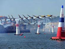 Мировой чемпионат по авиагонкам Red Bull Air Race трижды будет проходить в Казани
