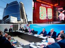 Дайджест DK.RU: приезд президента в Красноярск, открытие бизнес-центра «Баланс»