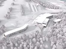 Начался поиск подрядчика для «Академии зимних видов спорта» в Красноярске