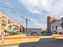 Красноярские архитекторы представили проект реконструкции улицы Вавилова