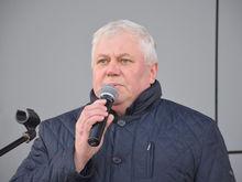 Министр транспорта Новосибирской области Сергей Титов ушел в отставку