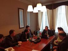 Таджикская делегация пожелала построить здание для своего консульства в Новосибирске