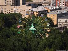 Как изменится Центральный парк в Красноярске (фото)