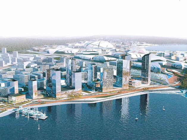 Градсовет отклонил концепцию экспо-городка от московских дизайнеров интерьеров