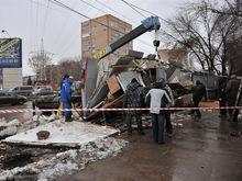 В Казани снесут 13 незаконных киосков и летнее кафе