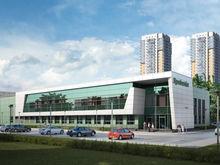 В Красноярске на правобережье застроят площадку бывшего стадиона «Водник» (фото)