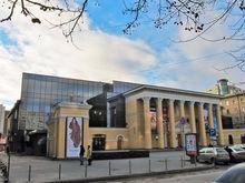 Кинотеатр «Победа» расширил площади новым выставочным пространством