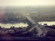 Транспортную модель Новосибирска будут разрабатывать москвичи