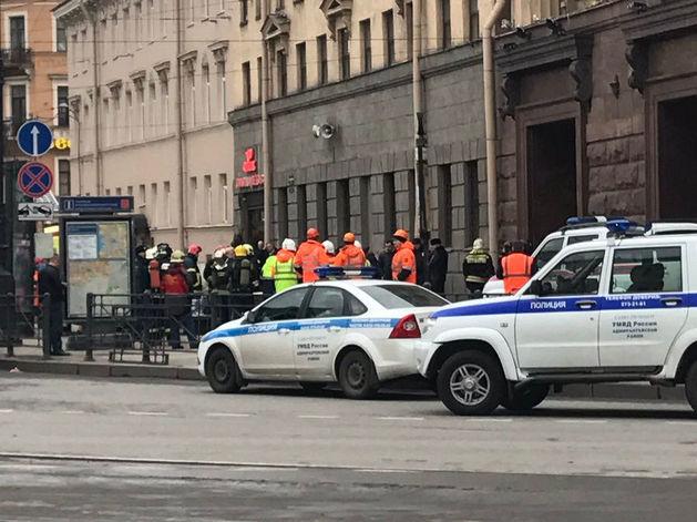 Теракт в метро Санкт-Петербурга: главное
