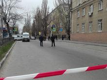Заложивший взрывное устройство напротив пятой школы в Ростове-на-Дону попал на видео