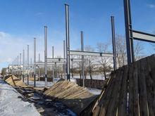 На набережной реки Миасса началось строительство ТРК