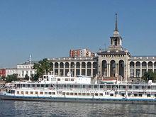 В Красноярске запустят экскурсионный речной трамвай
