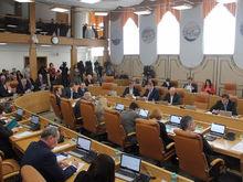 Красноярский горсовет может лишиться 17 депутатов