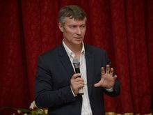 Евгений Ройзман: «Иду в губернаторы Свердловской области»