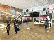 Опубликован проект реконструкции железнодорожного вокзала «Нижний Новгород»