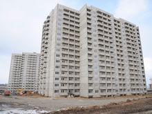 В Нижегородской области с начала года ввод жилья серьезно сократился