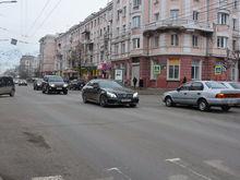 Из-за репетиции парада Победы два дня будут перекрывать центр Красноярска