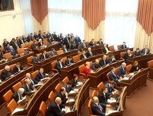 Депутаты краевого заксобрания отчитались о доходах