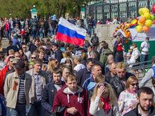 На трезвую голову. В День Победы в центре Екатеринбурга запретили продавать алкоголь