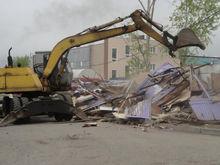 В Ленинском районе Красноярска снесут 22 павильона за незаконную торговлю алкоголем