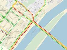 Проезд Канавинского моста в Нижнем Новгороде будет осложнён до конца года