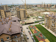 Ростовские власти обещают заняться недостроенными домами на Вертолётном поле