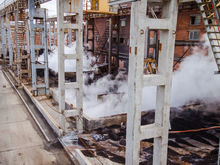 Как устроен Челябинский цинковый завод. Фоторепортаж с производства