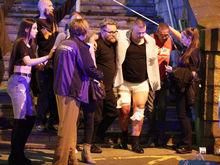 Теракт в Манчестере на концерте: главное