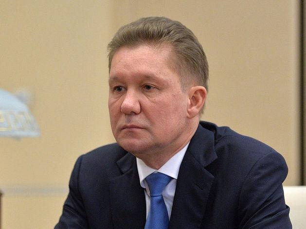 Алексей Миллер, председатель совета директоров «Газпрома»
