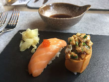 Правильно ли приготовили Fugu? Ресторанная критика Артура Андреева