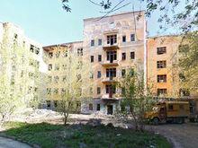 Заброшенную больницу в Зеленой Роще вновь выставят на торги